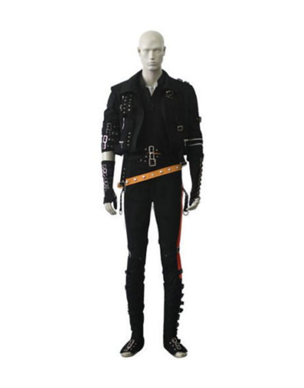 michael jackson bad costume