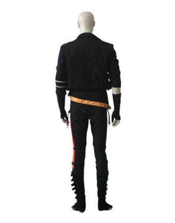 michael jackson bad full costume