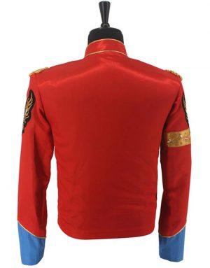 michael jackson british cotton jacket