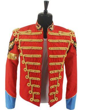 michael jackson british jacket