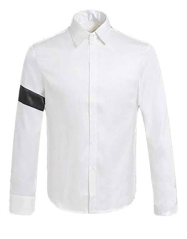 michael jackson dangerous shirt