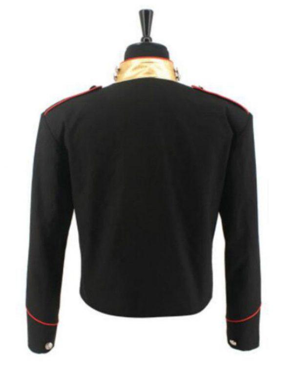 michael jackson double breasted jacket