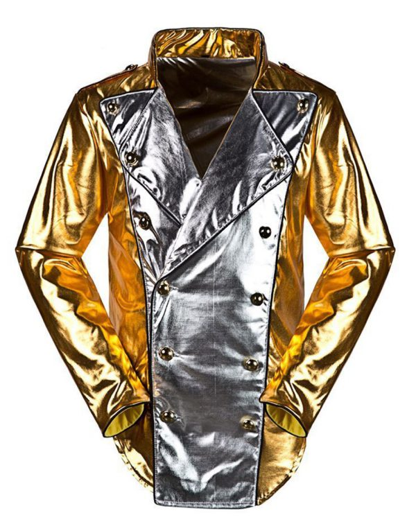 Michael Jackson History World Tour Golden Satin Jacket is now arrived in Our Online Store with Special Discount Offer and Free Shipping all over the world…