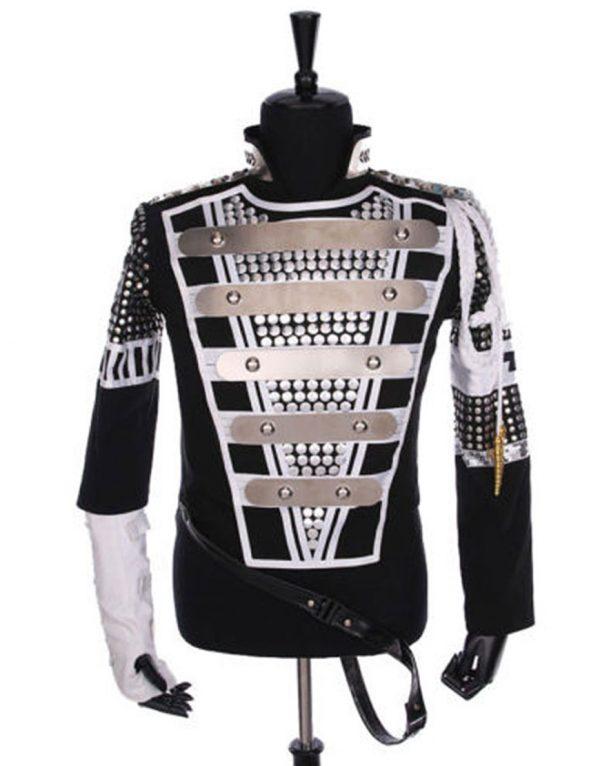 michael jackson history jacket