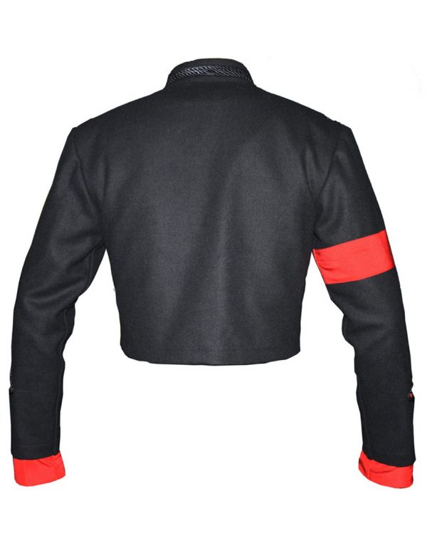 michael jackson hussar award jacket