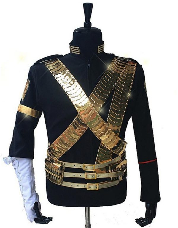 michael jackson jam jacket