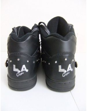 michael jackson la gear shoes