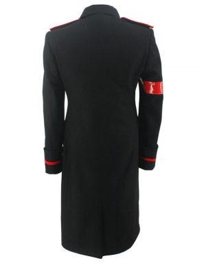 michael jackson trench coat