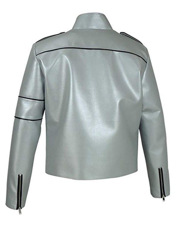 Michael Jackson Heal the World Leather Jacket