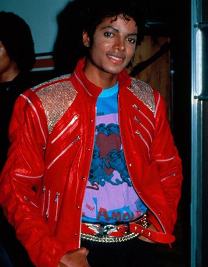 Michael Jackson Beat It Costume