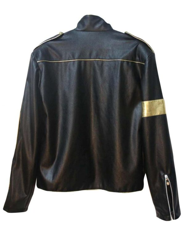Michael Jackson Elizabeth Taylor Tribute Jacket
