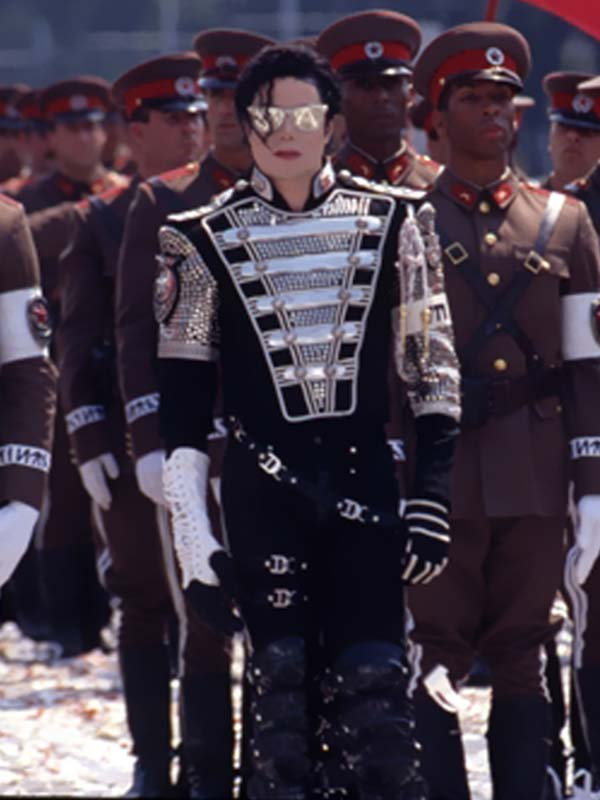 Michael Jackson History Song Costume