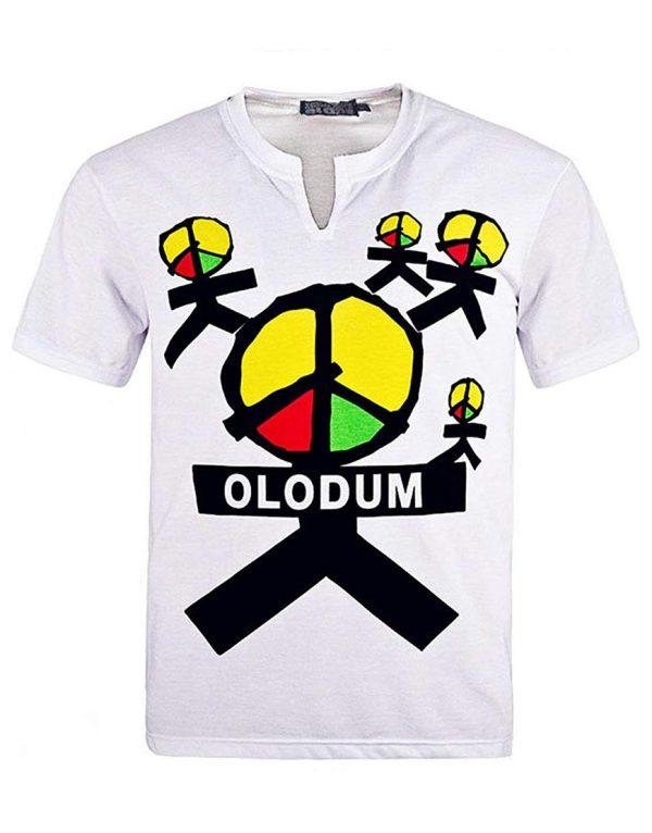 Michael Jackson OLODUM T shirt