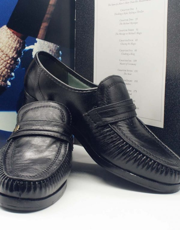 Michael Jackson Billie Jean Leather Shoes