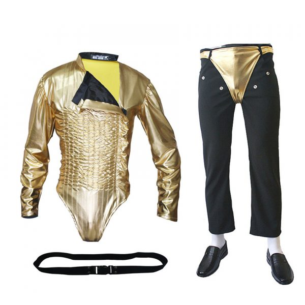 Michael Jackson Dangerous Tour Costume