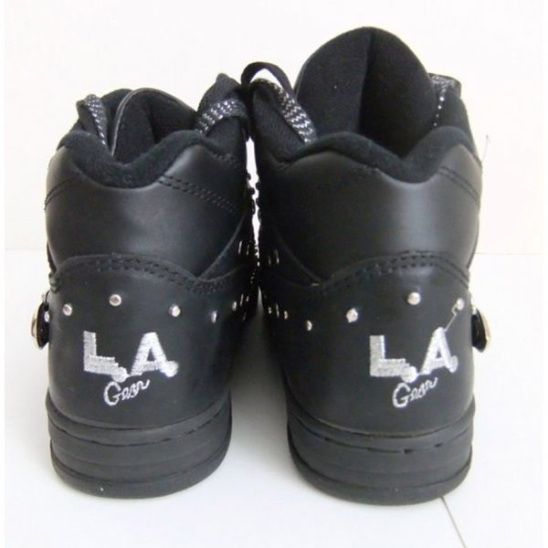 Michael Jackson LA Shoes
