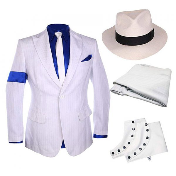 Smooth Criminal Costume