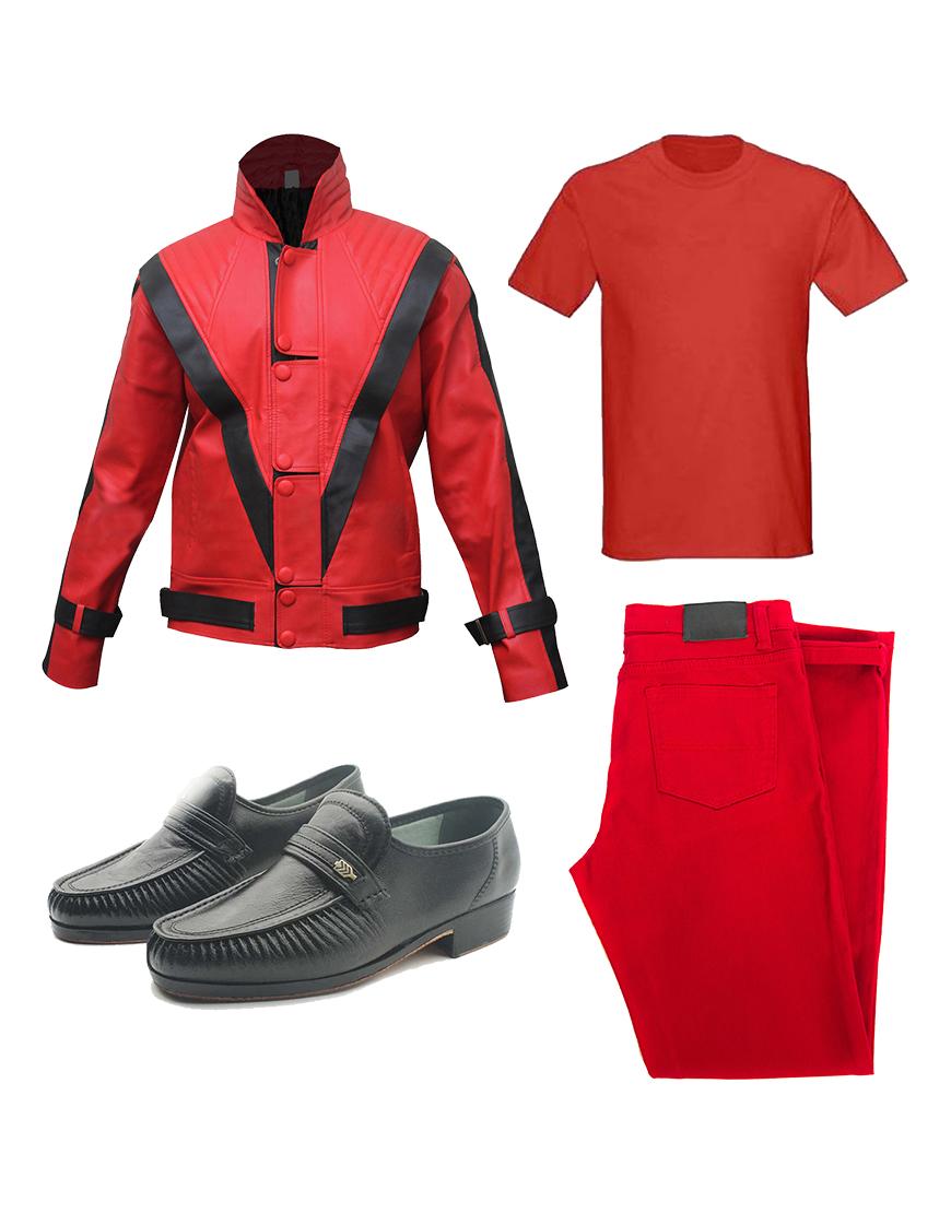 Michael Jackson Thriller Costume 2