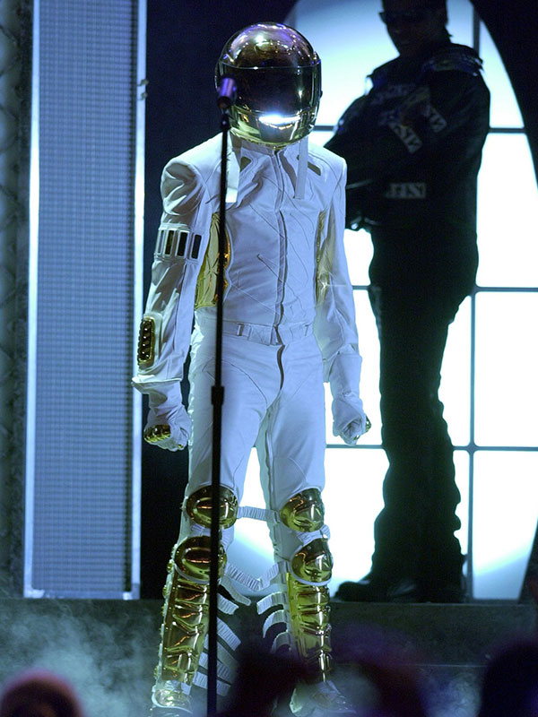 Michael Jackson 30th Anniversary Show Costume