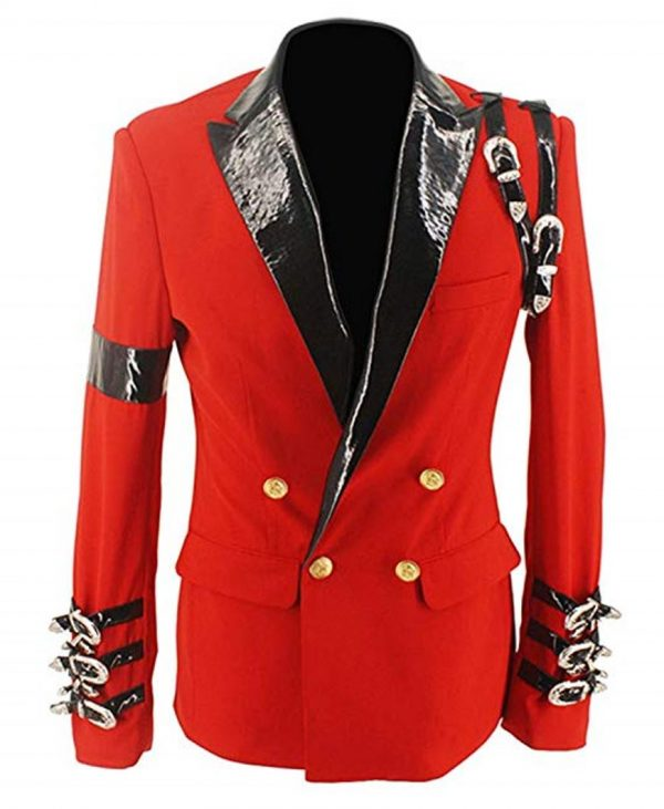 michael jackson award ceremony jacket