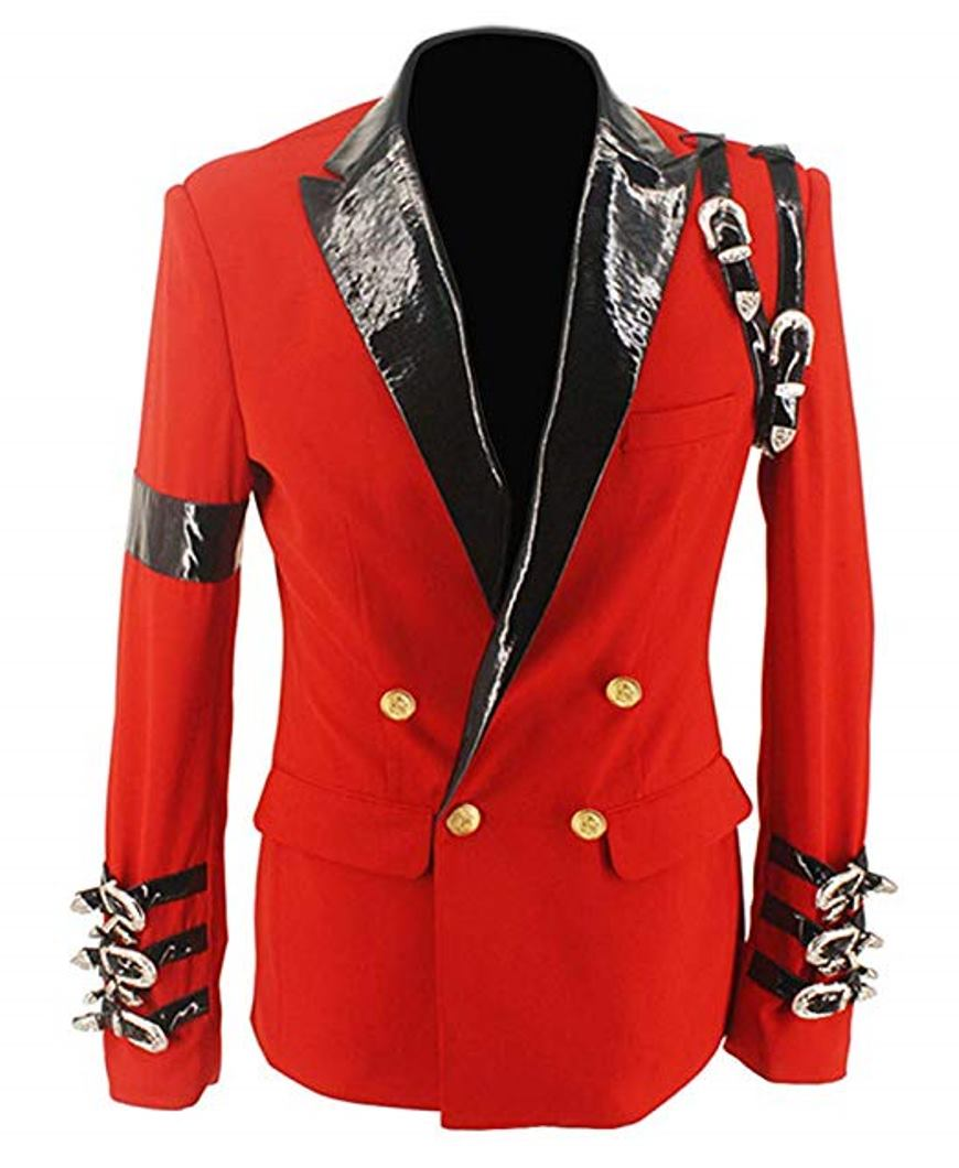 michael jackson award ceremony jacket