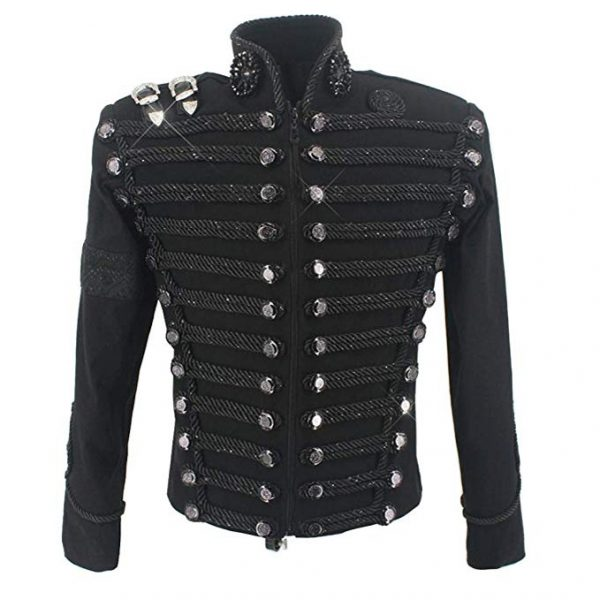 michael-jackson-retro-military-black-jacket