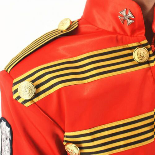 mj-red-military-armband-jacket
