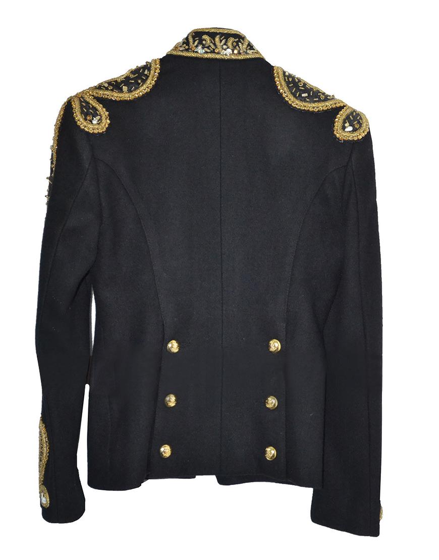 Michael Jackson Balmain Jacket
