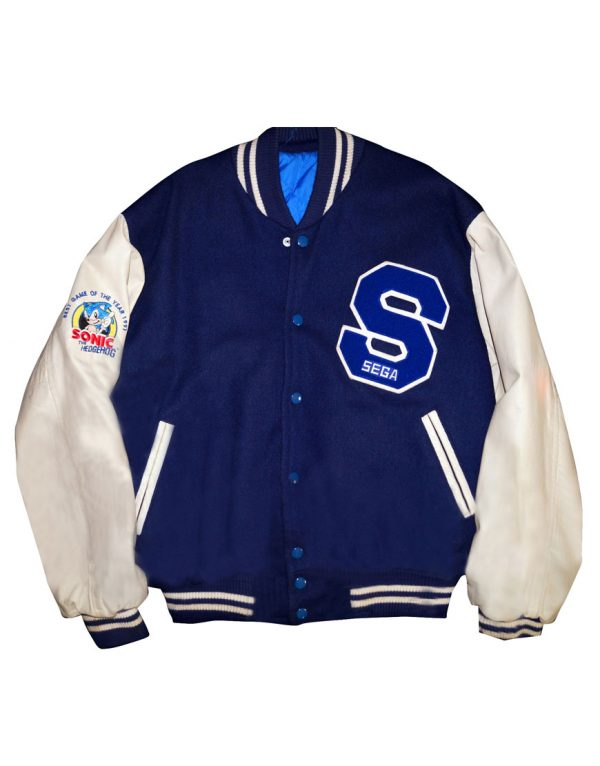 Sonic The Hedgehog Michael Jackson Jacket