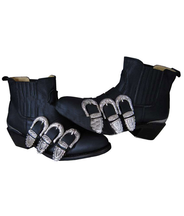 Dirty Diana Boots